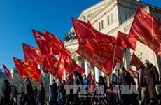 La Révolution russe de 1917, une révolution de portée universelle