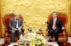 Un responsable du PCV apprécie l'aide du FMI au Vietnam
