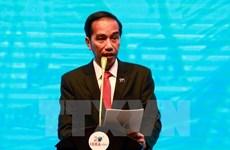 Le président indonésien participera au sommet des dirigeants économiques de l'APEC 2017