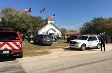 Fusillade du Texas: condoléances au président américain