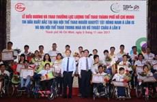 Hô Chi Minh-Ville honore des athlètes exceptionnels