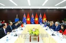 APEC 2017: Le Vietnam et l'Australie veulent forger un partenariat stratégique
