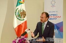 APEC 2017: Le Mexique souligne le leadership et les propositions du Vietnam