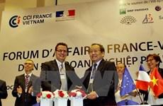 Promouvoir les activités commerciales Vietnam-France