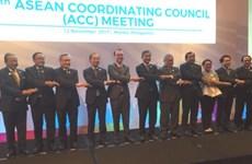 ASEAN signe des accords de libre-échange, d'investissement avec Hong Kong