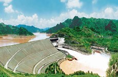 La centrale hydroélectrique de Hoà Binh, symbole de l'amitié Vietnam-Russie