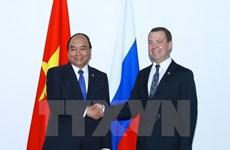 Le PM rencontre les dirigeants russe et philippin en marge du sommet de l'ASEAN