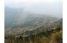 La température baisse à 6oC au mont Mâu Son
