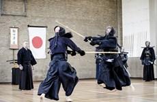 Le kendo, la «voie du sabre japonais», fait des adeptes à Hanoi