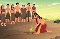 Les descendants du Dragon et de la Fée en dessin animé