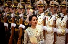 Myanmar-Chine : Aung San Suu Kyi effectuera une visite en Chine