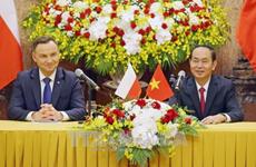 Coopération commerciale et d'investissement efficace Vietnam-Pologne
