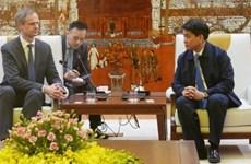 Hanoi est prêt à créer les conditions favorables aux entreprises allemandes