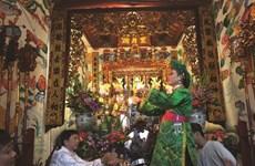 Culte des déesses-mères, histoire et préservation du rituel