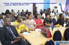 Des groupes nigérians cherchent de nouvelles opportunités commerciales avec le Vietnam