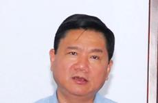 Suspension de ses obligations et droits de député de Dinh La Thang