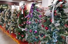 La magie de Noël s'empare de la mégapole du Sud
