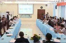 Hô Chi Minh-Ville-Ville consulte le modèle suédois de BRT