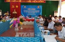 Faciliter le commerce dans le Triangle de développement CLV