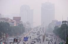 La qualité de l'air se dégrade encore à Hanoï
