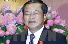 Une délégation de l'Assemblée nationale en visite de travail en Chine
