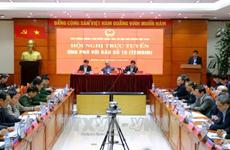 Le Premier ministre Nguyên Xuân Phuc demande de tout faire pour parer au typhon Tembin