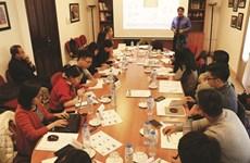 Formation de jeunes reporters pour les JO de Pyeongchang 2018