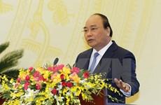 Le PM demande d'accorder une attention pour accroître la compétitivité nationale
