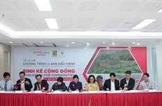"""Lancement du programme """"Moyens de subsistance pour les communautés"""""""