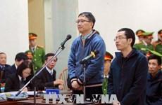 Trinh Xuân Thanh plaide non coupable, Dinh La Thang se justifie