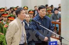 Trinh Xuân Thanh nie en bloc, Dinh La Thang se défend