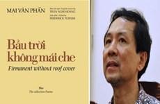 Le poète Mai Van Phân étend le rayonnement de la poésie vietnamienne
