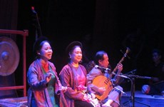 Dông Kinh cô nhac, des musiciens qui renouvellent la tradition