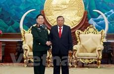 Renforcement des relations Vietnam-Laos dans la défense