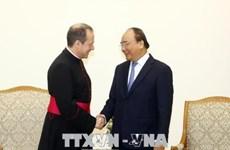 Le sous-secrétaire du Vatican pour les relations avec les États se rend au Vietnam