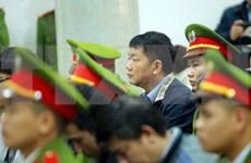 Trinh Xuân Thanh condamné à la perpétuité, Dinh La Thang à 13 ans de prison
