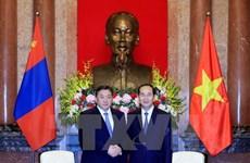 Promouvoir l'amitié traditionnelle entre le Vietnam et la Mongolie