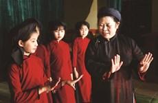 Nguyên Thi Lich, le chant printanier dans la peau