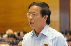 Le secrétaire du comité du PCV de Quang Nam pour le mandat 2010-2015 limogé