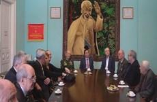 L'amitié fidèle, un bien inestimable du Vietnam et de la Russie