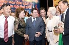 Ho Chi Minh-Ville: rencontre avec des Viet Kiêu à l'occasion du Têt traditionnel