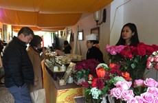 Le marché du Têt à l'hôtel Sofitel Legend Metropole Hanoi