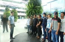 L'Indonésie renvoie 16 pêcheurs vietnamiens avant le Têt