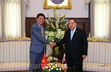 La Thaïlande s'engage à maintenir ses liens étroits de défense et de sécurité avec le Vietnam