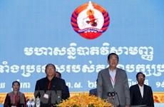 Cambodge: début des élections sénatoriales