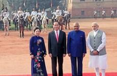 Le Vietnam et l'Inde publient une Déclaration commune