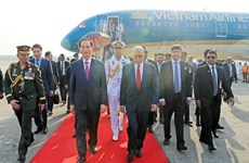 La presse bangladaise souligne l'importance de la visite du président vietnamien