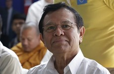 Cambodge : l'ancien leader de l'opposition reste en détention provisoire