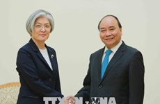 Renforcement des relations avec la République de Corée