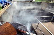 Hanoi appelle à l'investissement finlandais dans le traitement des eaux usées